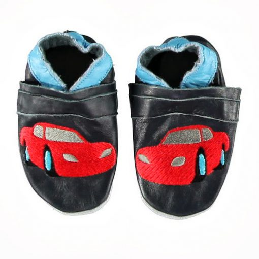 CeLaVi slofjes blauw auto