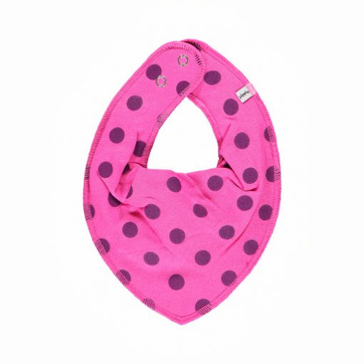 Pippi bib sjaal roze