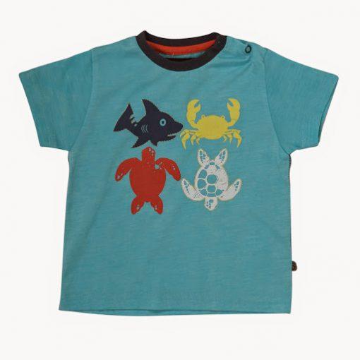 Minymo Aske jongens T-shirt