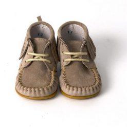 Bardossa schoenen Kimba Serraje Taupe Cuerda - Eileen4Kids