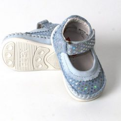 Bardossa blauwe meisjesschoenen Flex-ak Fantasia
