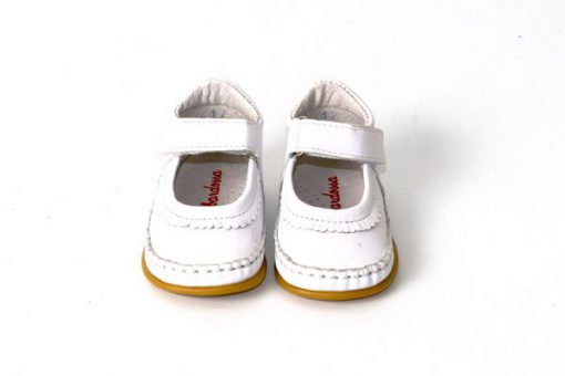 Bardossa - meisjes schoen -Flex-G Blanco - wit
