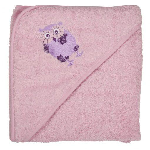Pippi Badcape roze