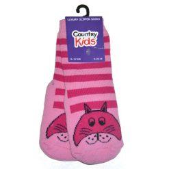 Country Kids antislip sokken Roze