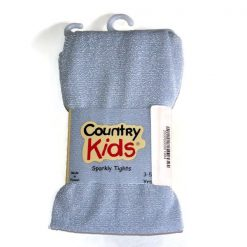 Country Kids panty glitter grijs