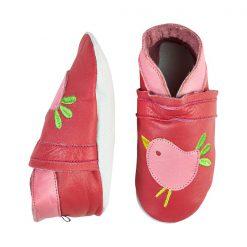 CeLaVi slofjes vogel roze