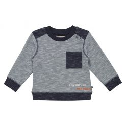 Minymo Ebbe sweatshirt met lange mouwen