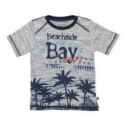 Minymo Fred shirt met palmen