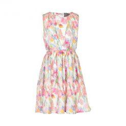 Creamie jurk zonder mouwen in Blush