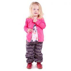 Minymo - meisjes broek - grijs