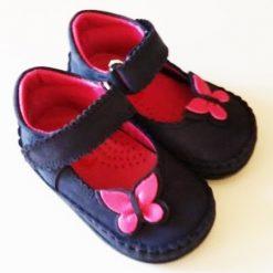 Bardossa Nubuck meisjesschoenen