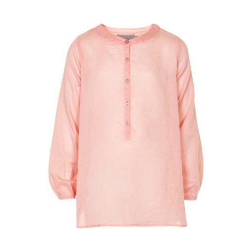 Creamie Christina pink coral Shirt - Eileen4Kids