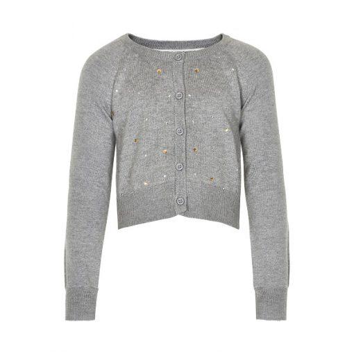 Creamie light grey Elia vest