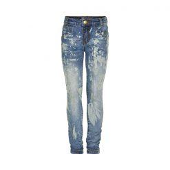 Creamie - meisjes jeans - Light denim - blauw - Eileen4Kids
