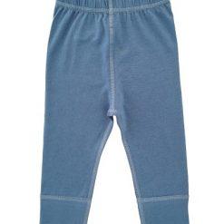 Hebe Legging effen blauw - Eileen4Kids