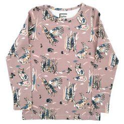 Hebe meisjes shirt lange mouwen - dieren -Eileen4Kids