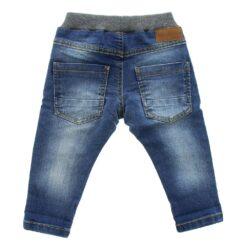 Minymo – jongens jeans – model Mio loose – blauw - Eileen4Kids