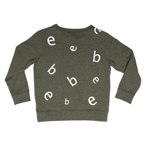 Ebbe Znow letter college sweater