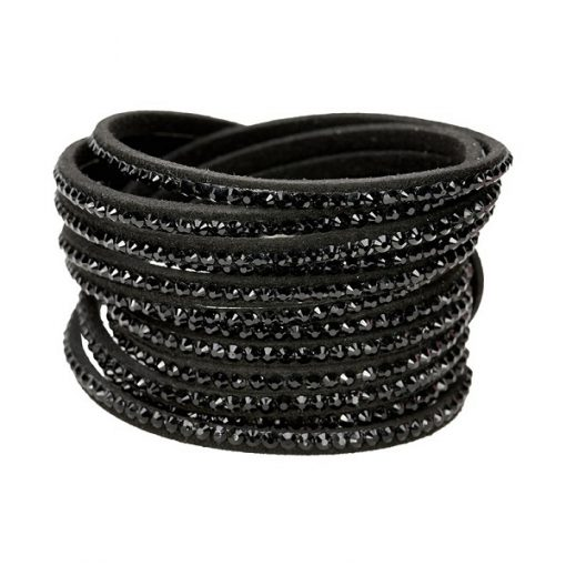 Creamie Gitte armband zwart