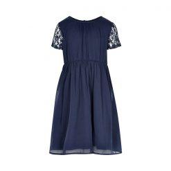 Creamie Gaia dress Midnight Blue