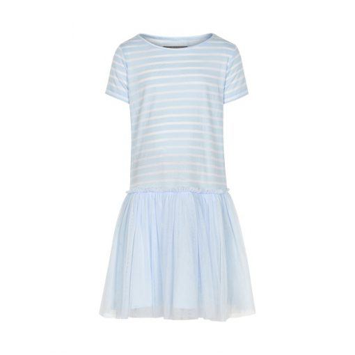 Creamie Gladis dress Ballad Blue