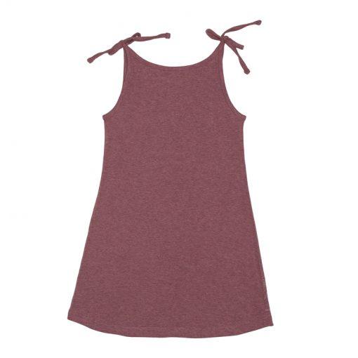 Ebbe Babs beach dress washed rose melange