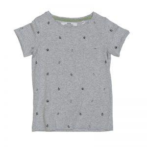 Ebbe Bond shirt spring grey melange