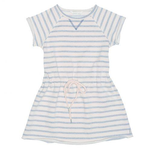 Ebbe Sally sweat blue fog dress