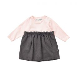 Minymo - baby jurk - model Joo - roze