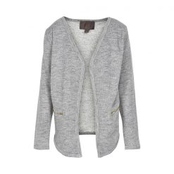 Creamie vest light grey
