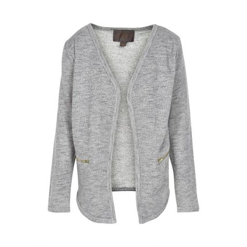 Creamie vest light grey