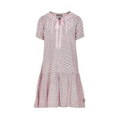 Creamie Helene dress Pearl Blush