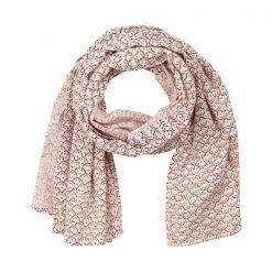 Creamie Helene scarf Pearl Blush
