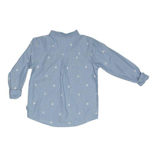 Ebbe Cabe tilting boats shirt