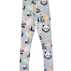 Hebe panda leggings - Eileen4Kids