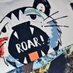Minymo Kato 77 shirt met tijger