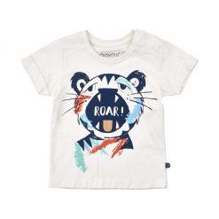 Minymo jongens shirt met tijger