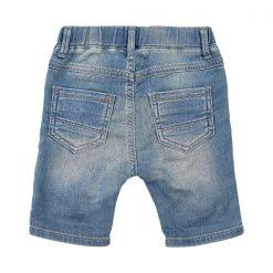 Minymo Kato 3/4 knit denim jeans