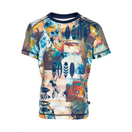 Minymo - jongens T-shirt - korte mouwen - Eileen4Kids