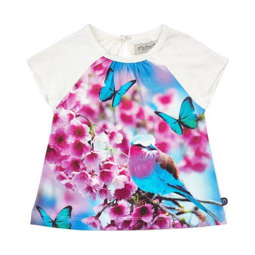 Minymo meisjes t-shirt - Eileen4Kids