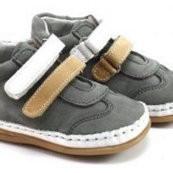 Bardossa - Hugo Box blanco - kinderschoen - grijs