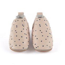 Boumy - babyschoentje - hagen dot - pastel pink