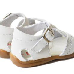Bardossa - kinderschoen - Izzy sandaal - wit