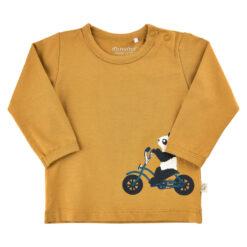 Minymo - shirt - lange mouwen - Eileen4Kids
