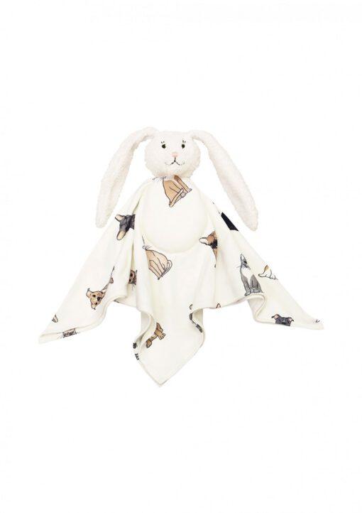 HEBE knuffeldoekje konijn - Eileen4Kids