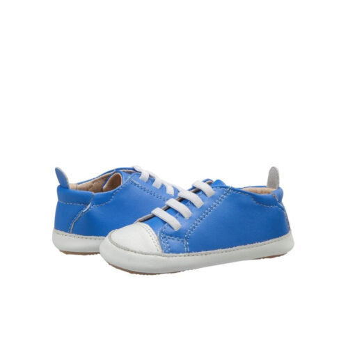 Old Soles - Eazy jogger - neon blue - Eileen4Kids