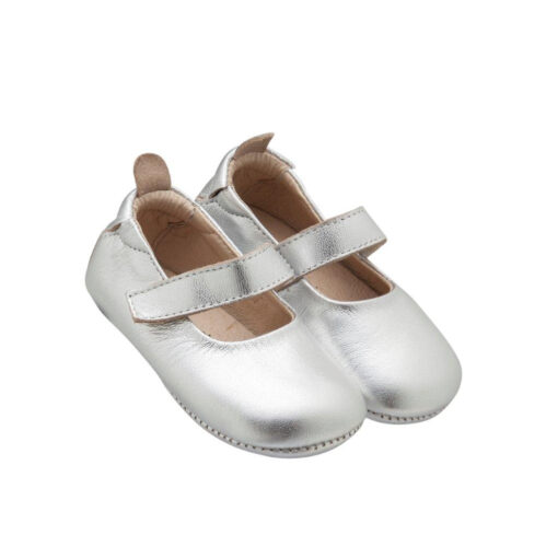 Old Soles - ballerina's - zilver - Eileen4Kids