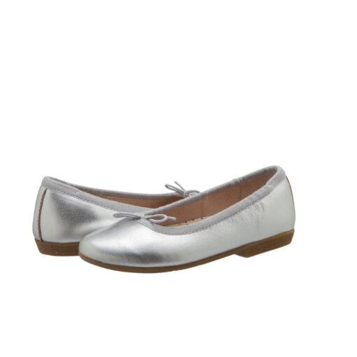 Old Soles - kinderschoenen - ballerina's - zilver - Eileen4Kids