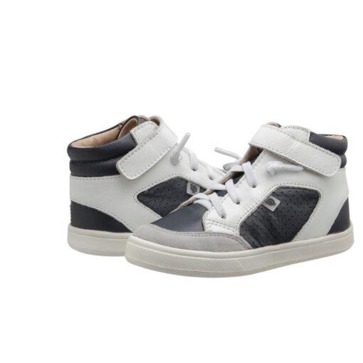 Old Soles kinderschoenen sneaker hoog navy - Eileen4Kids