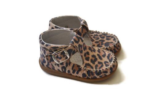 Bardossa - kinderschoen - Kiba - leopardo - Eileen4Kids
